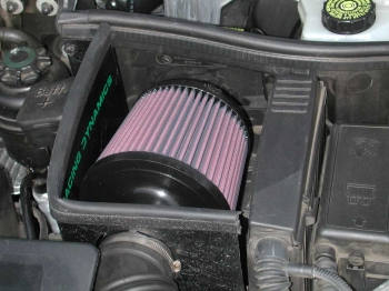 51fc51964aea Cold air high performance air intake for MINI Cooper S R53 02-06