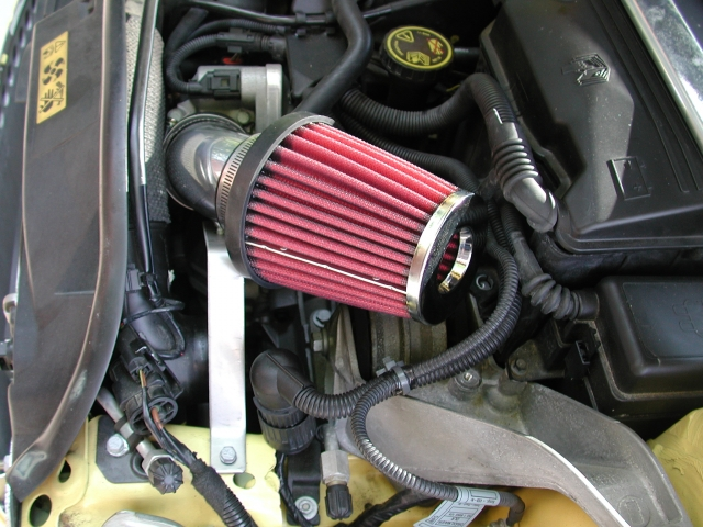 421557c38caf Cold air high performance air intake fits MINI Cooper R50 02-06