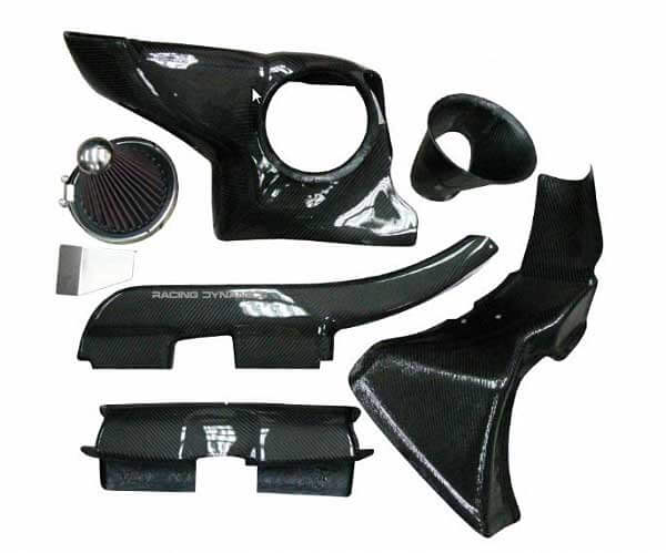 efa1d016e62a Carbon Fiber Intake system for BMW E90